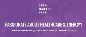 ACM Open Market Hack Hackathon Pakhuis de Regah Pakhuis de Reiger Pakhuis de Zwijger in Den Haag