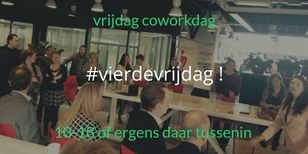 VierdeVrijdag Cowerk dag permanent beta circualire economie deeleconomie Den Haag Pakhuis de Regah Pakhuis de Reiger Pakhuis de Zwijger in Den Haag